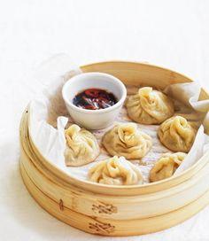 Little Basket Bun Dumplings recipe | Food | In Season | MiNDFOOD