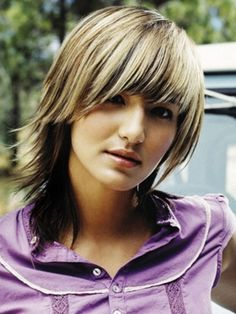 I'm seriously thinking of having my hair cut like this while I wait for it to…
