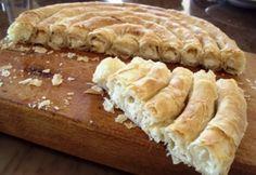Striftopita Apple Pie, Quiche, Appetizers, Bread, Desserts, Food, Mint, Tailgate Desserts, Deserts