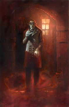 Nosferatu by Greg Staples, 2018