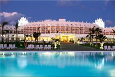 Hotel Riu Palace Meloneras Resort - Outdoor pool - Hotel pool - Beach Hotel - Gran Canaria