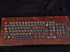 Vintage Computer Keyboard