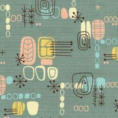 Robert Kaufman Fabrics Boomerang Beat OKCX-5998-51 JADE