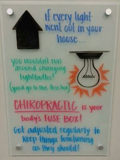 Motivational Boards at Nebraska Family Chiropractic and Acupuncture - Omaha, NE  @nebraska_family_chiropractic  (IG) @nebfamilychiro (FB) by 1981jules