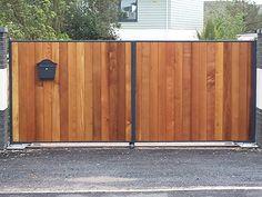 Devon Wooden Gates