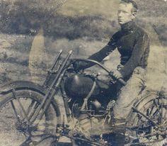 Constante Ceccarelli, Campinas, SP, início do Século XX Motorcycle, Vehicles, Campinas, Motorbikes, Motorcycles, Car, Choppers, Vehicle, Tools