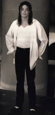 "Today in Michael Jackson History. 1991 - Michael Jackson's single ""Black Or White"" hit #1 in the U.S."