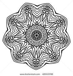 beautiful mandala XIV