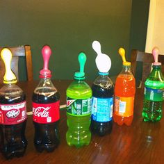 Pop Rocks and Soda - Science Fair Project