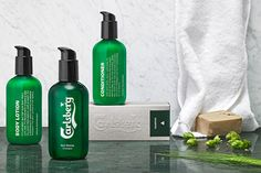 Carlsberg Launches Beer Beauty Series for Men Male Grooming, Beauty Room, Beauty Ad, Beauty Trends, Base, Beauty Blender, Body Lotion, Packaging Design, Packaging Ideas