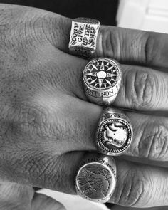 """theclassyissue: """" Ring game strong! Get them here: https://theclassyshop.com/ """""""
