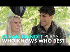 ANDPOP | Clean Bandit's Grace Chatto and Neil Amin-Smith Talk Grace's Ideal Man and Neil's Years and Years Boyfriend
