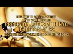 Locksmith 10003 - (646) 849-5122 - Locksmith East Village We at Precision Locksmith Manhattan are very proud to give all sorts of auto, commercial and residential locksmith services in 10003, NYC. Locksmith 10003 is licensed and experienced with many satisfied customers growing each day.  However, we know the requirement for good home security systems and a reliable locksmith in 10003.  http://www.locksmithnewyork.biz/locksmith-10003/  #Locksmith10003 #LocksmithEastVillage