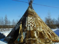 Nenets - a North, Nature , Liberty . they not to need many belongings , other society can not live without which