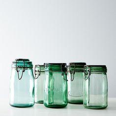 Vintage French Canning Jar