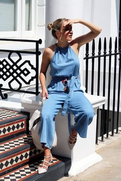 The Must-Have Summer Jumpsuit from River Island - by Tess Montgomery