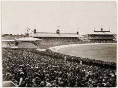 SCG, 1st Test, 1901  State Library NSW