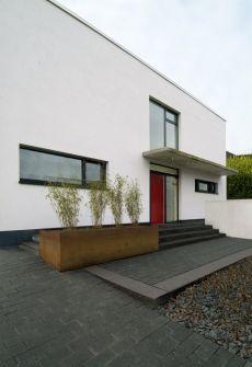 hauseingang modern haus u0026 fassade sonstige von architektur pinterest. Black Bedroom Furniture Sets. Home Design Ideas