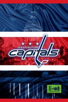 Washington Capitals Hockey Poster, Washington Capitals Gift, Capitals – McQDesign