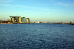 Royal Albert Dock and Newham Dockside Business Centre - royal dockside london