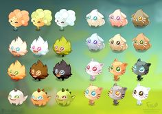 NEW: Art Direction for a Pet Game on Behance