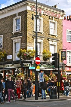 A nice little Pub, London