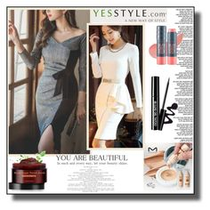 """""""YesStyle Polyvore Group """" Show us your YesStyle """""""" by ramiza-rotic ❤ liked on Polyvore featuring Tosowoong"""