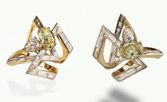 Gaelle Khouri's modern engagement rings sidestep tradition | Wallpaper* Diamond Stone, Black Diamond, Diamond Cuts, Unusual Engagement Rings, Designer Engagement Rings, Modern Love, Yellow And Brown, Eternity Bands, Jewelry Branding