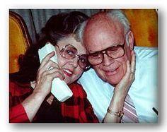 Olive & George Osmond