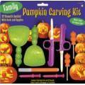 Pumpkin Carving Kit w/patterns