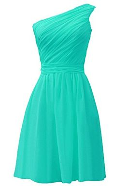 EndofApril One Shoulder Knee-Length Pleated Cheap Short Bridesmaid Dress US-0 Turquoise EndofApril http://www.amazon.com/dp/B014R2XU62/ref=cm_sw_r_pi_dp_NoSPwb1HJXX22