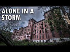 ABANDONED SANATORIUM IN A STORM | Jackson Castle on the Hill (Granola Was Invented Here!) - YouTube Castle On The Hill, Granola, Inventions, Abandoned, Jackson, Explore, Health, Youtube, Instagram
