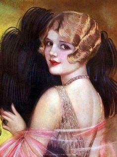 1920s era print by Earl Christy
