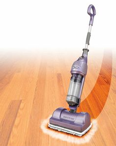 Shark Vac-Then-Steam is a lightweight, sleek and easy-to-use combination of a vacuum and steam mop that cleans floors easier, faster and better.