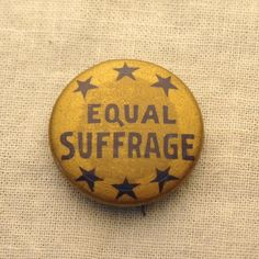 Women's History, Fashion History, Deeds Not Words, Society Problems, 19th Amendment, Pinback Buttons, Suffragette, Heroines, Badges