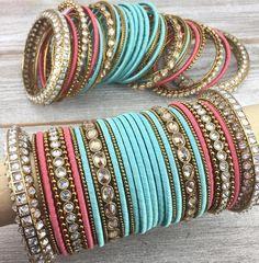 Mirror Jewelry Armoire #BestSilverJewelry ID:1680658829 #IndianJewelleryOnline Silk Thread Bangles Design, Thread Jewellery, Handmade Jewellery, Gold Jewellery, Bridal Bangles, Bridal Jewelry, Gold Bangles, Silver Bracelets, Indian Wedding Jewelry