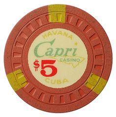 Cuban casino chips zeus casino games