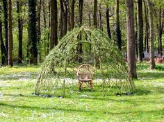 Willow tent