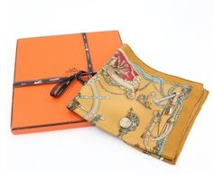 HERMES SCARF. Get the lowest price on HERMES SCARF and other fabulous designer clothing and accessories! Shop Tradesy now