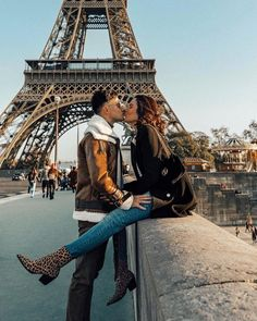 thank you to my pretty #paris #love #kiss #fun