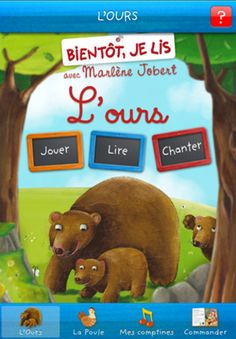 Les nouvelles histoires de Marlene Jobert (Editions Atlas): appears to be… French Learning Games, Learning Apps, Teaching French, Read In French, French Kids, Learn French, French Friend, Middle School Spanish, French Education