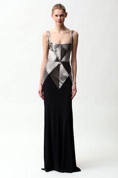 Naeem Khan :: By Collections :: AUTUMN WINTER 2015 :: LOOK 48