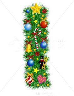 stock-vector-letter-i-christmas-decoration-alphabet-7021201.jpg (360×470)
