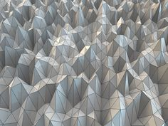 Gray Triangulated Polygon Landscape Background Free Download. Texture made of gray polygons with reflection. Resolution: 5000x3750px File format: JPG