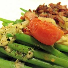 Since this is made from fresh green beans instead of dried legumes, this dish is still primal, as  Mark Sisson also believes...