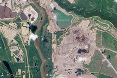 Mining Tar Sands Produces Much More Air Pollution Than We Thought Research shows that emissions of a class of air pollutants are two to thr...
