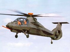 RAH-66 Comanche helicopter
