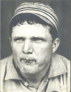 Paddy Livingston Type 1 photo by Paul Thompson used for his tobacco card Philadelphia Athletics, Livingston, Type 1, Athlete, Cards, Photos, Pictures, Maps, Playing Cards