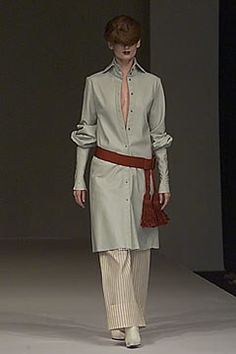 Boudicca Fall 2000 Ready-to-Wear Collection Photos - Vogue