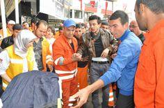 1 Mayıs öncesi ücretsiz izin kararı 200 işçiyi ayaklandırdı